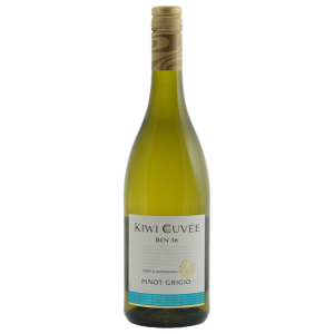 Kiwi Cuvée Pinot Grigio Bin 36