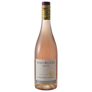 Kiwi Cuvée Bin 520 Cabernet Franc Rosé