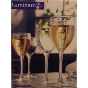 Luminarc Wijnglas 19 cl.Doos 4 stuks