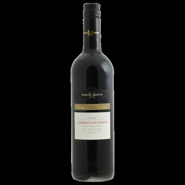 Marcel Martin Cabernet Sauvignon, Vin de Pays d'Oc