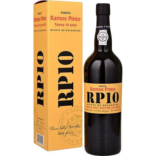 Ramos Pinto Porto 10 Years Quinta de Ervamoira