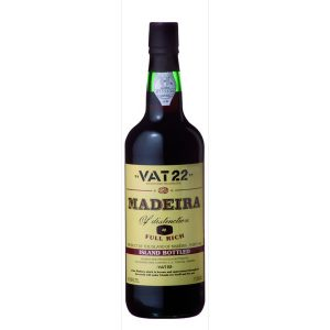 Madeira Vat 22 Medium Sweet