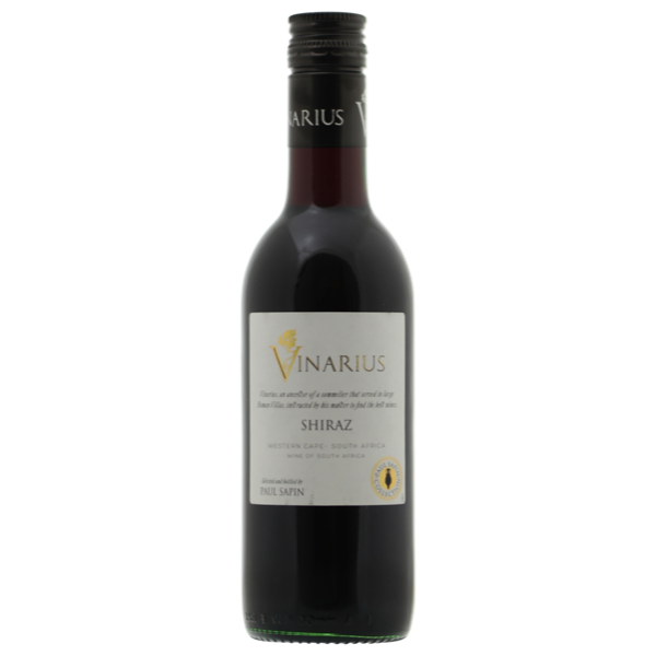 Vinarius Shiraz Rode Wijn (0,25)