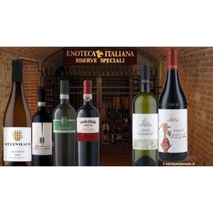 Italiaanse wijnproeverij