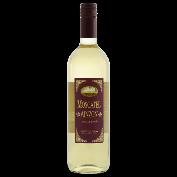 Viña Ainzón Moscatel Vino de Licor