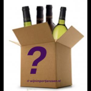 Verrassingsdoos wijn