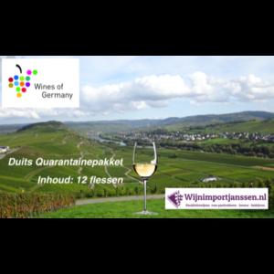 Duits wijnpakket 12 fles 2020