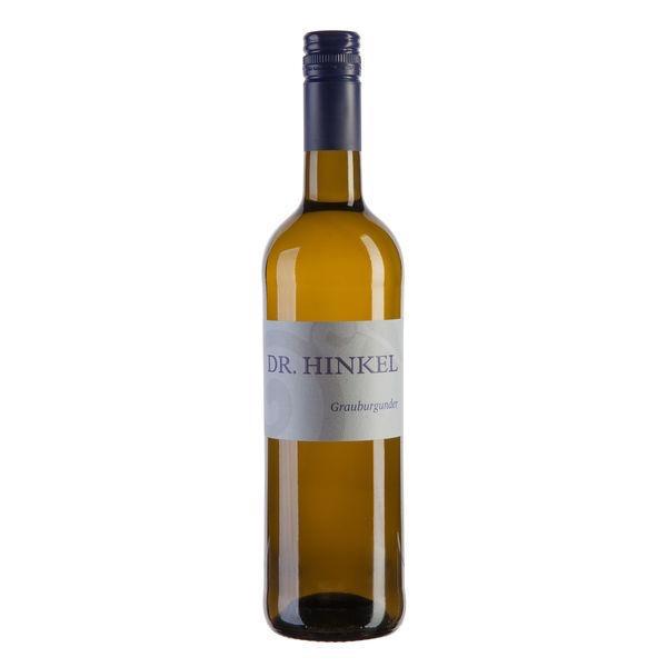 Dr. Hinkel Grauburgunder Orange wijn