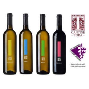 Lekker wijnen van Cantina Tora voor alledag.